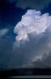 Photograph of Clouds