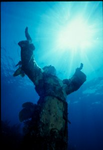 Photo of Christ of the Abyss